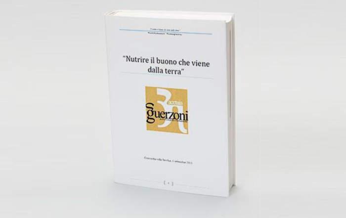 """""""Nutrire il buono che viene dalla terra"""", l'ebook dell'Acetaia Guerzoni."""